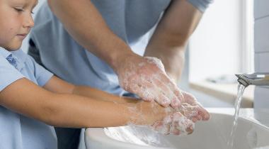 Seis curiosidades sobre el lavado de manos